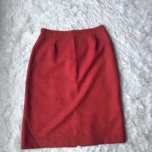 Creative Harmony Vintage Midi pencil Skirt Size 8